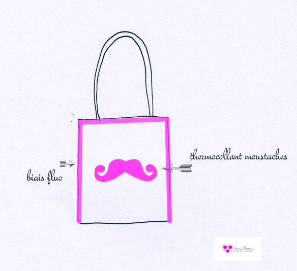 sac moustaches